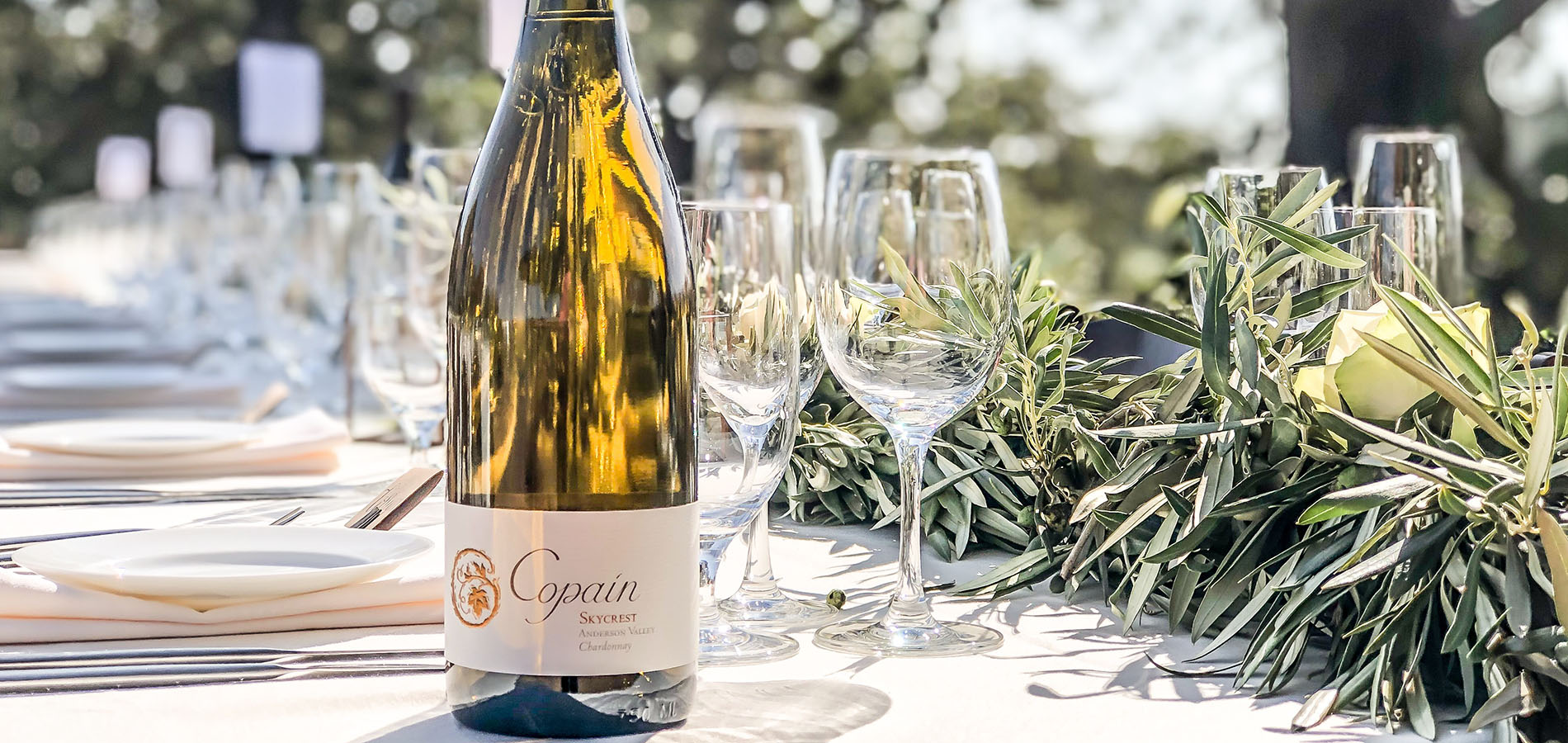 Copain Winery Private Events and Weddings
